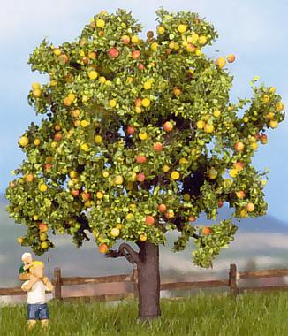 Jabloň strom